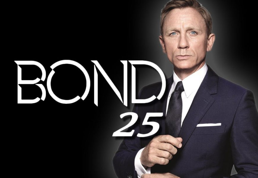 Bond 25 CinemaTown.it