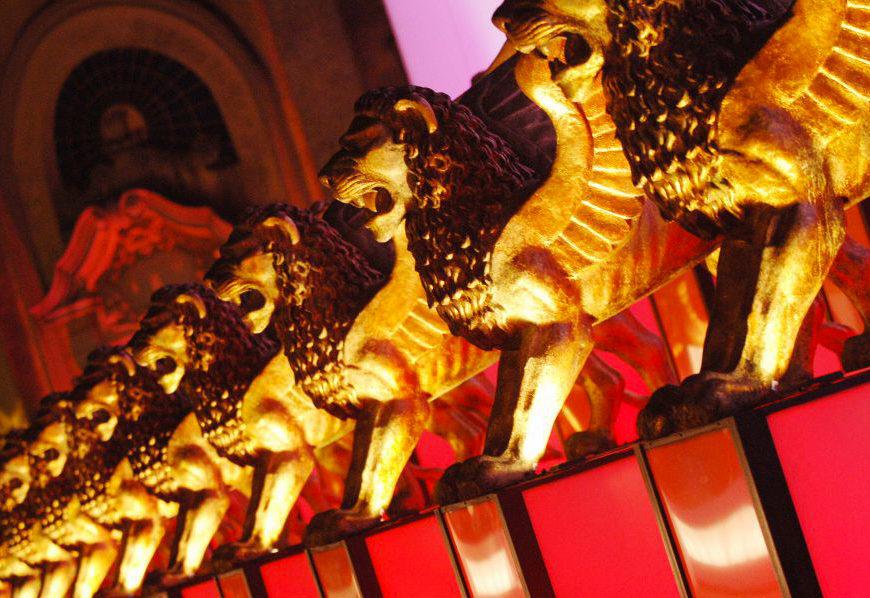 Festival del cinema di venezia cinematown.it