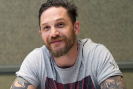 Tom Hardy CinemaTown.it
