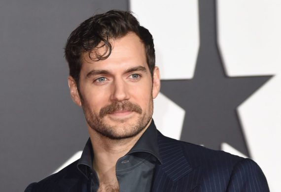 Henry Cavill cinematown.it