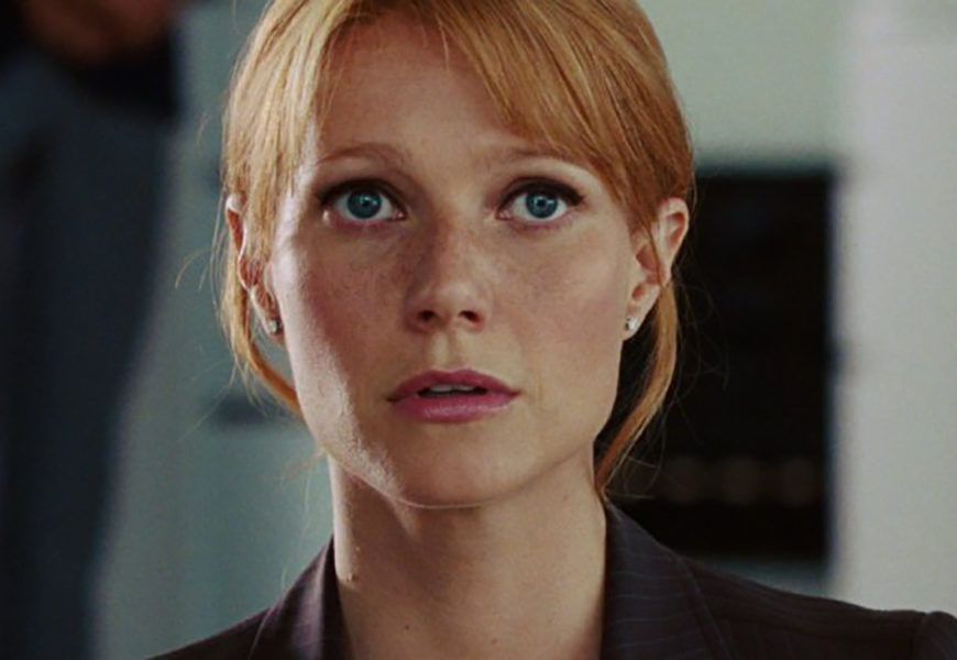 Pepper Potts cinematown.it