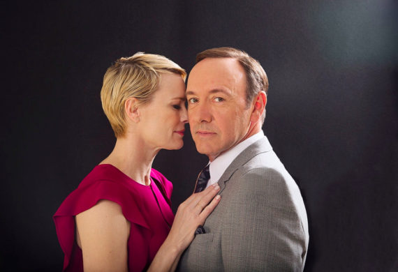Robin Wright house of cards Cinematown.it