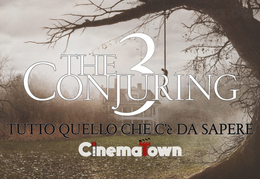 The Conjuring 3 cinematown.it