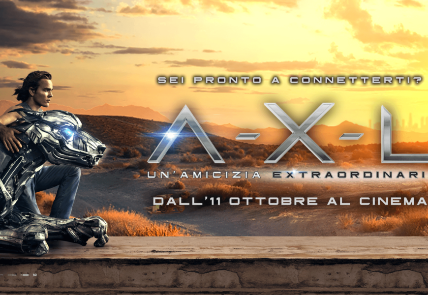 a-x-l: un'amicizia extraordinaria cinematown.it