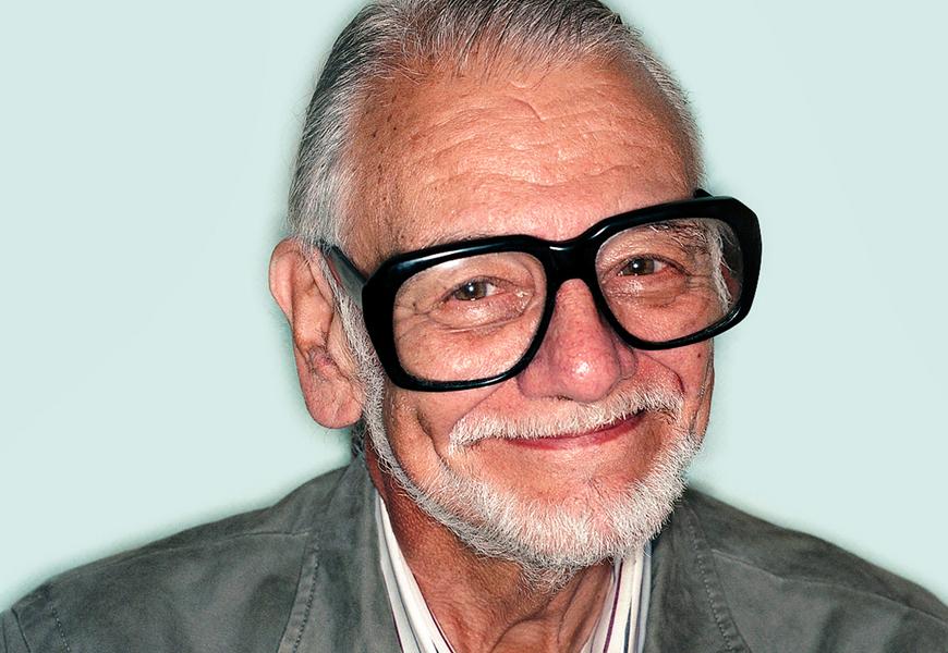 George Romero cinematown.it