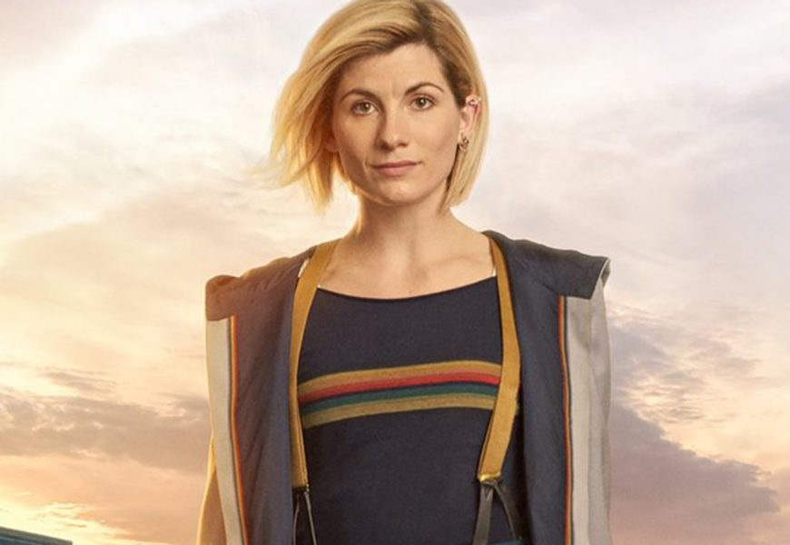 Doctor Who Jodie Whittaker Cinematown.it