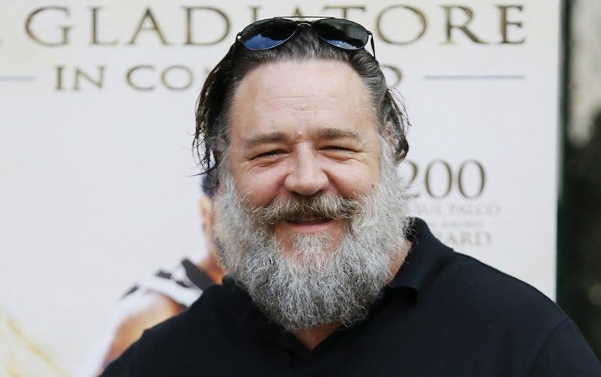 Russell Crowe cinematown.it