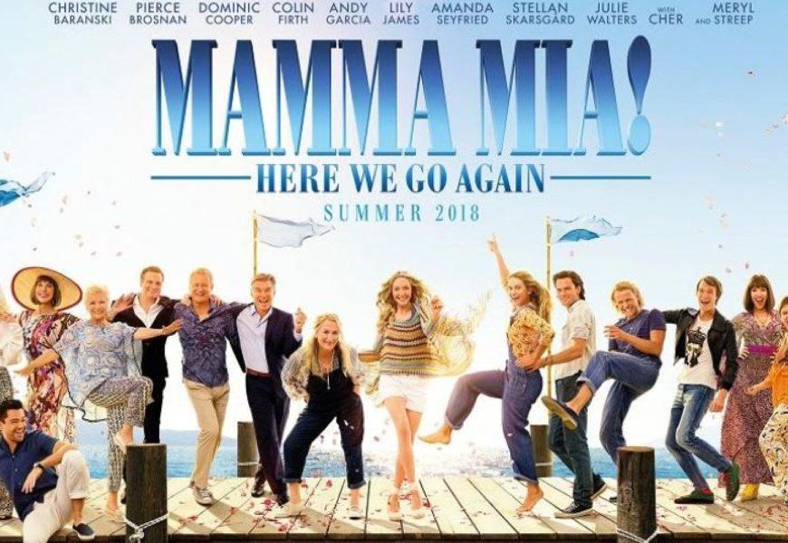 Mamma Mia! Ci Risiamo cinematown.it