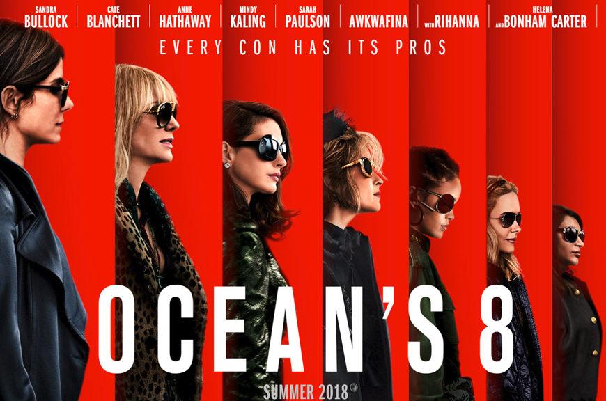 Ocean's 8 cinematown.it