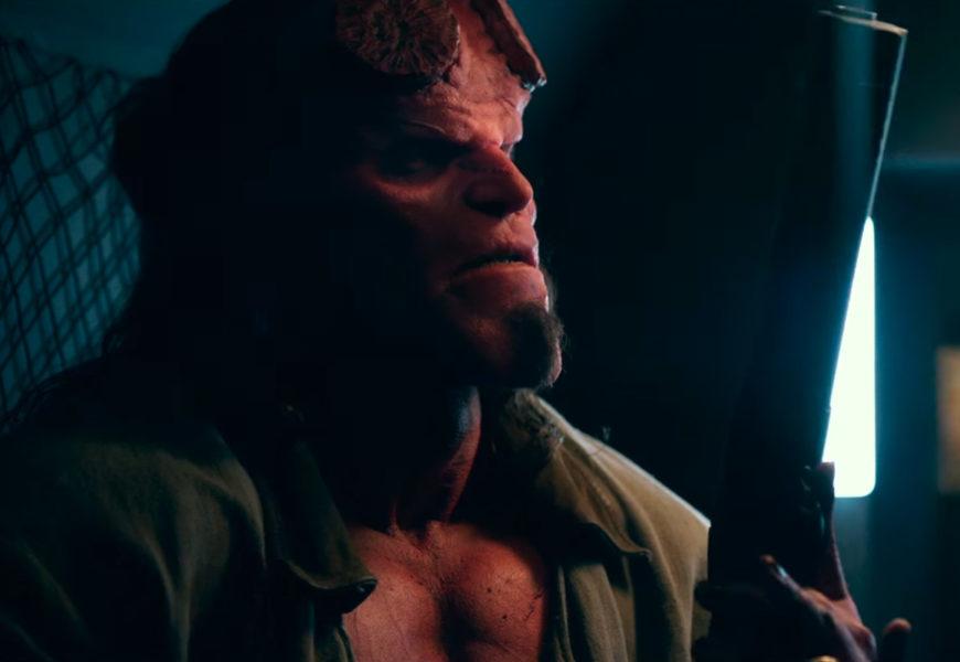 Hellboy CinemaTown.it