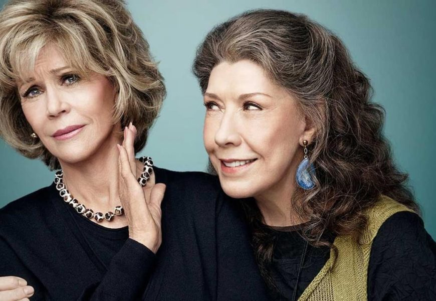 grace and frankie CinemaTown.it