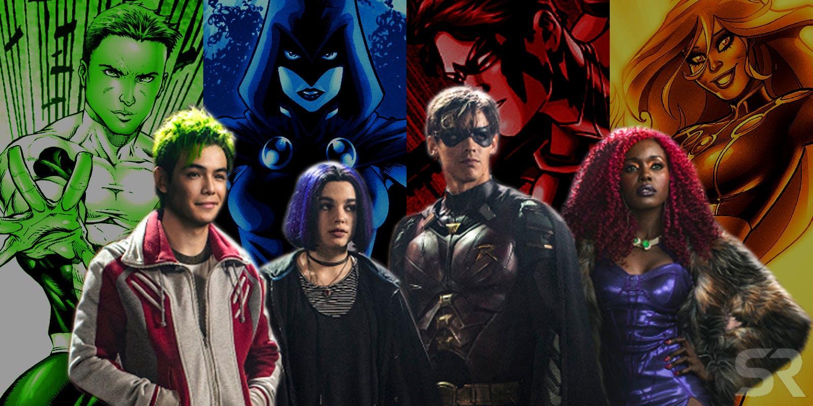 Titans: la serie TV confermata per una seconda stagione