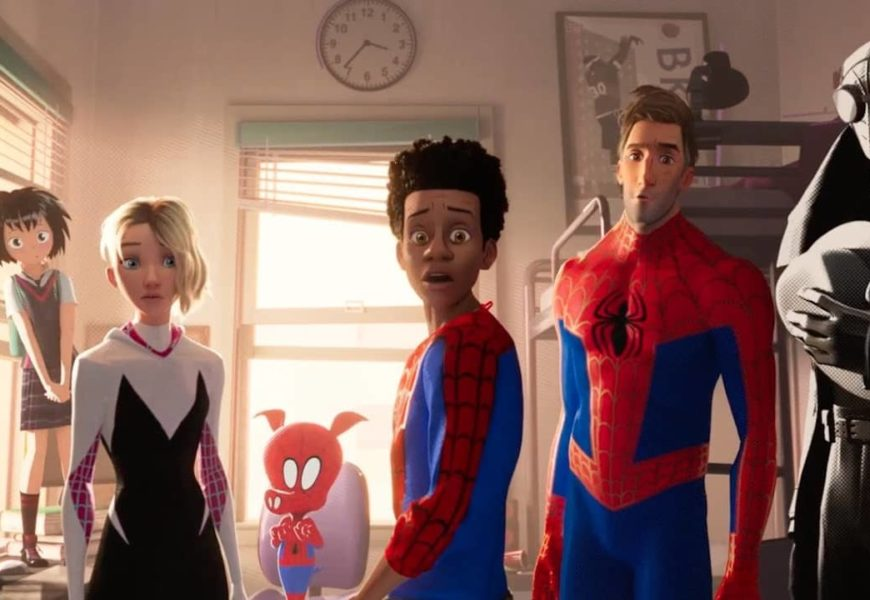 sara pichelli Spider-man: Un nuovo universo cinematown.it