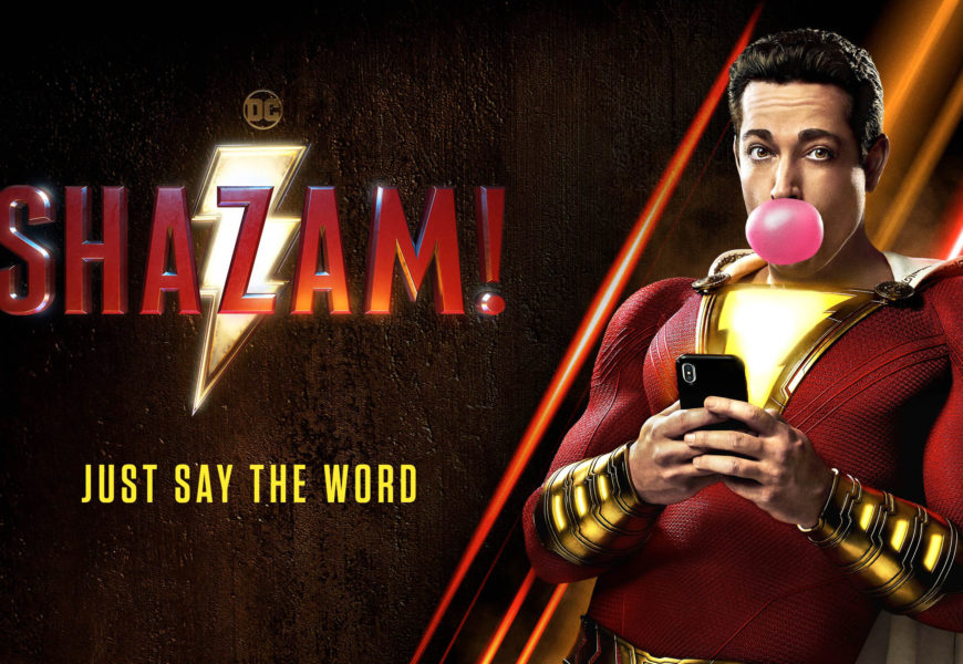 Shazam! CinemaTown.it