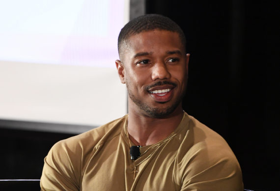 Michael B. Jordan CinemaTown.it
