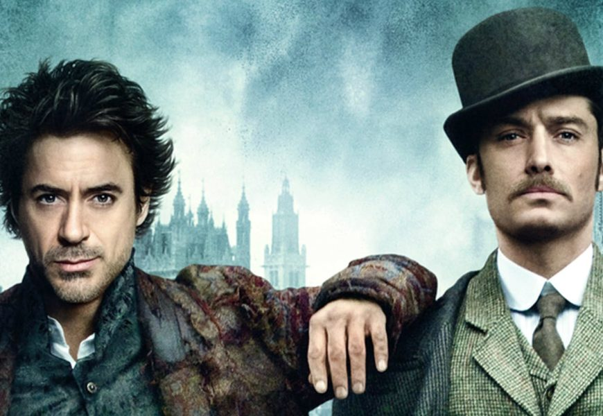 Sherlock Holmes cinematown.it