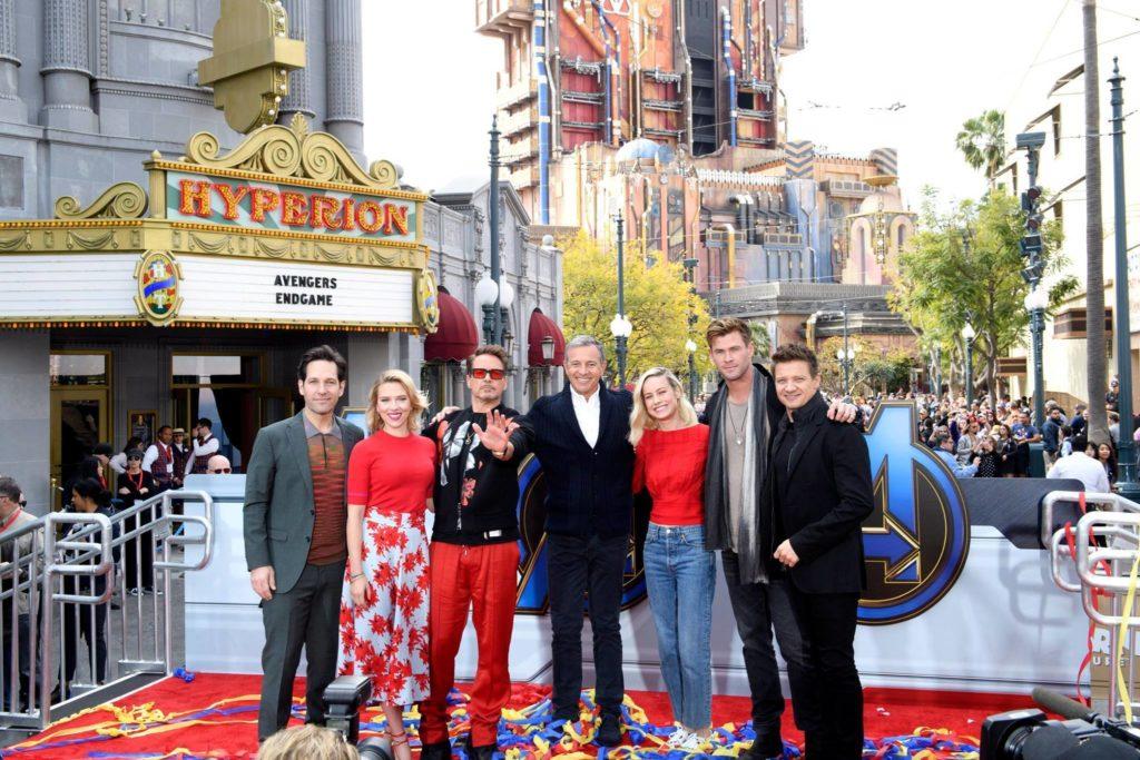 Avengers CinemaTown.it