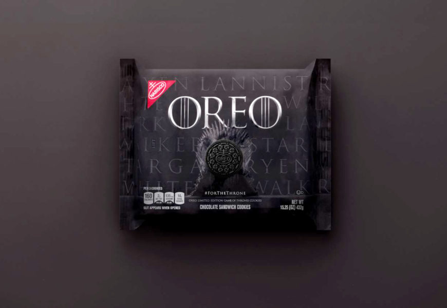 oreo game of thrones cinematown.it