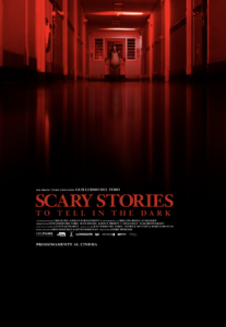 Scary Stories to tell in the dark CINEMATOWN.IT