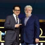 george lucas jj Abrams star wars cinematown.it