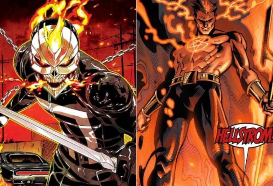 Ghost Rider e Helstrom, CinemaTown.it