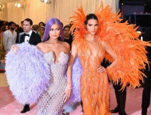 kylie kendall jenner met gala cinematown.it