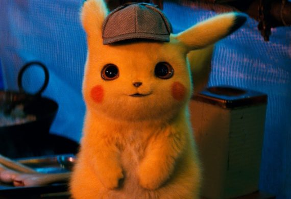 Detective Pikachu CInemaTown.it