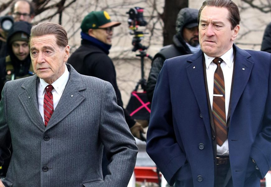 The Irishman, CinemaTown.it