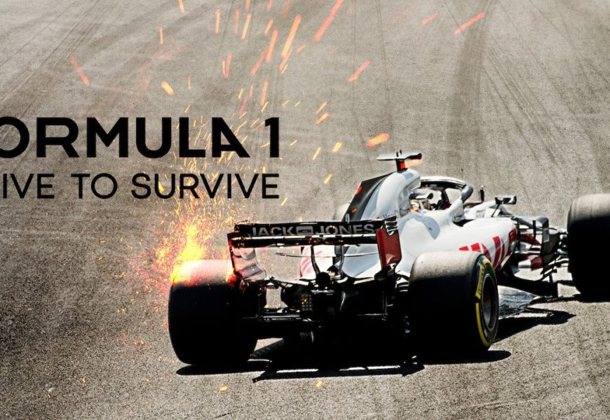formula 1: drive to survive cinematown.it