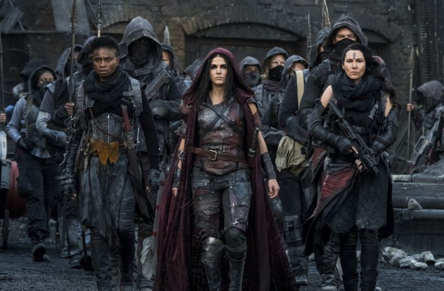 The 100, CinemaTown.it