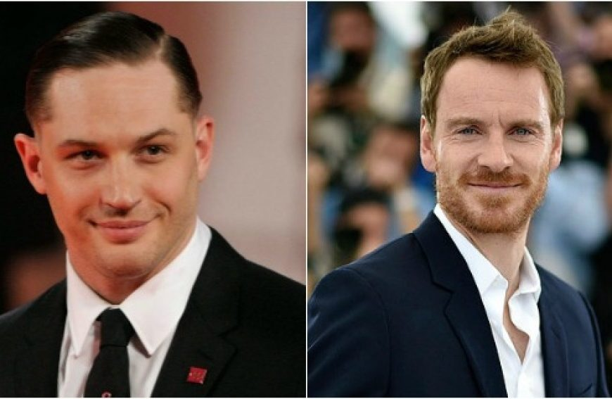 michael fassbender e tom hardy cinematown.it
