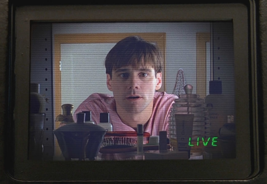 The Truman Show film filosofici cinematown.it