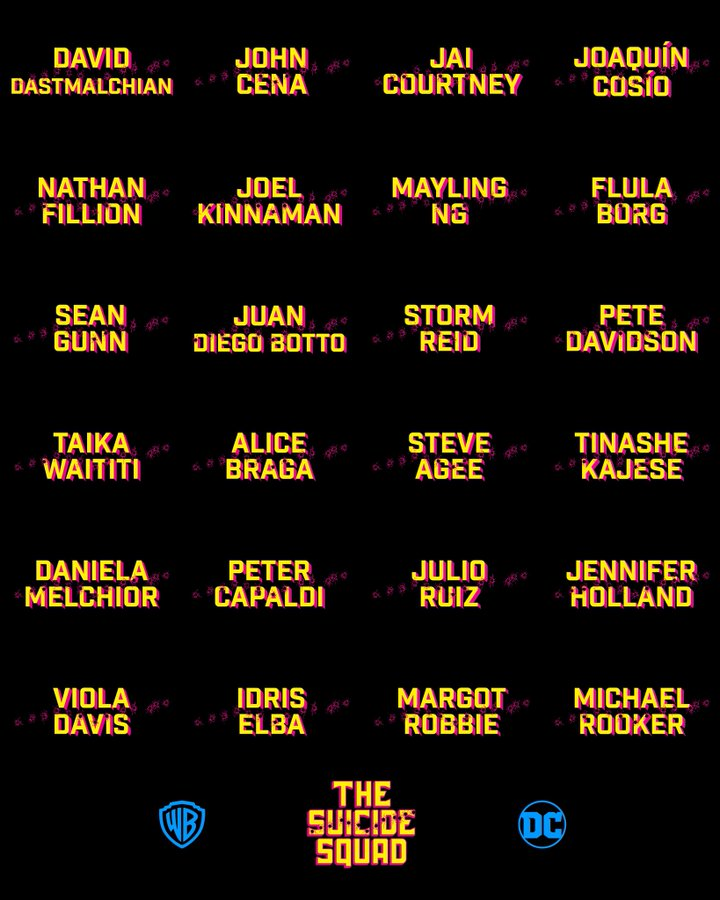 The Suicide Squad CinemaTown.it
