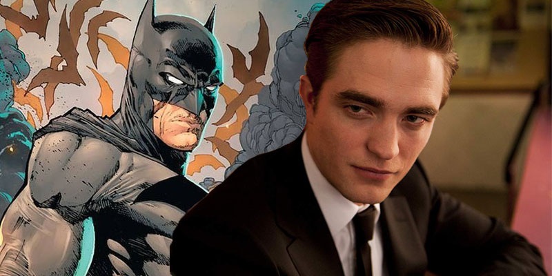 Batman robert pattinson CinemaTown.it