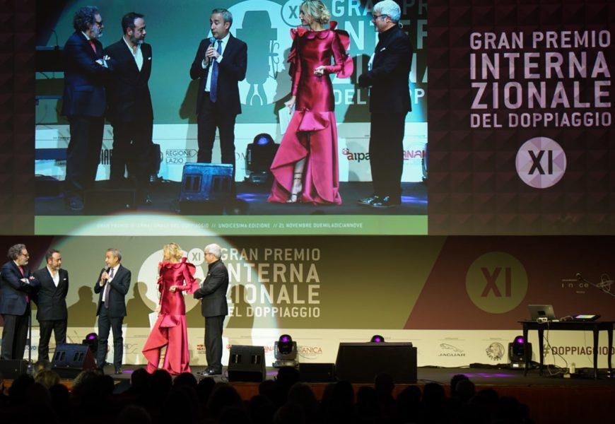 Gran Premio Internazionale del Doppiaggio cinematown.it