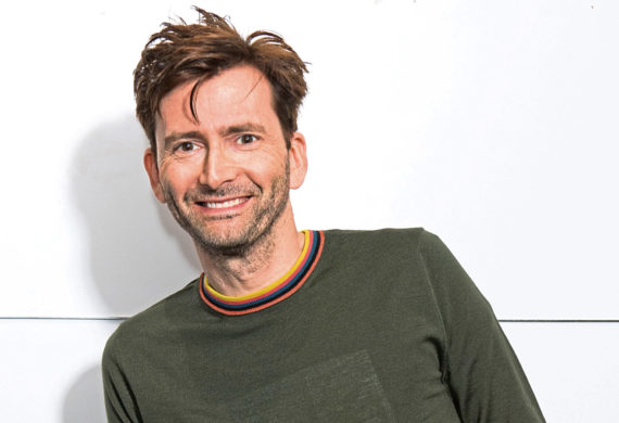David Tennant CinemaTown.it