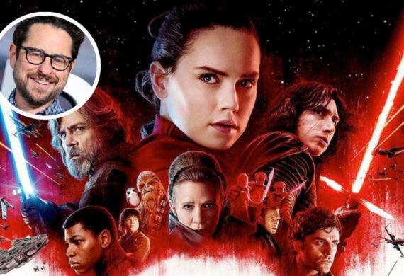 J.J. Abrams, The Last Jedi, star wars cinematown.it
