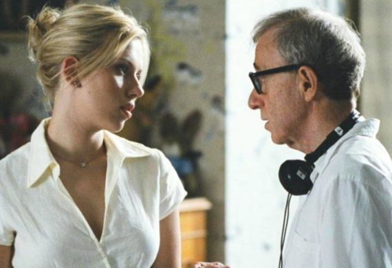 Scarlett Johansson woody allen cinematown.it