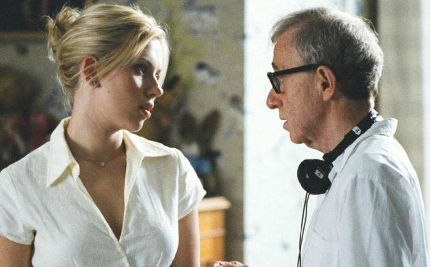 Scarlett Johansson woody allen cinematown.it