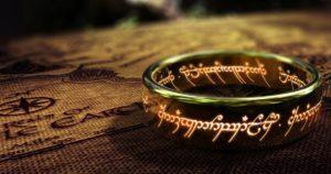 anello Il Signore degli Anelli cinematown.it