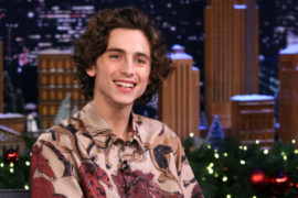 timothée chalamet cinematown.it