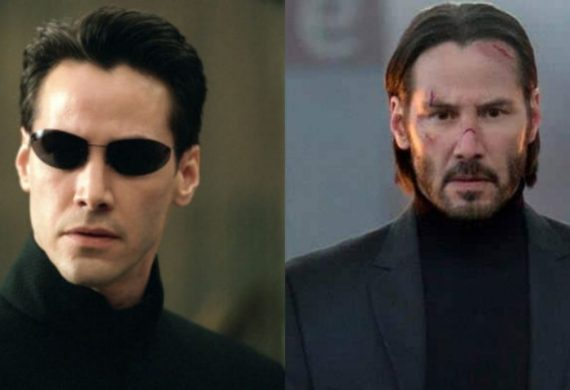 keanu reeves matrix john wick cinematown.it