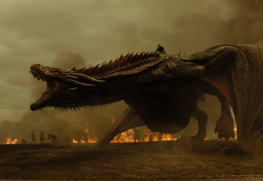 Game of Thrones house of the dragon CinemaTown.it