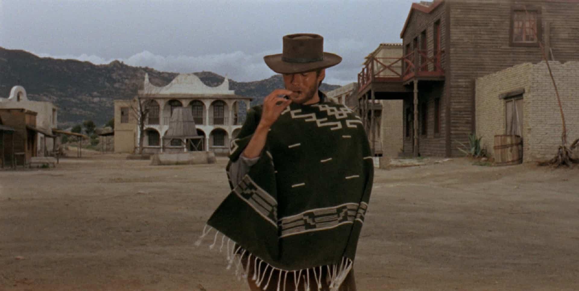 clint eastwood, trilogia del dollaro, spaghetti western, cinematown.it