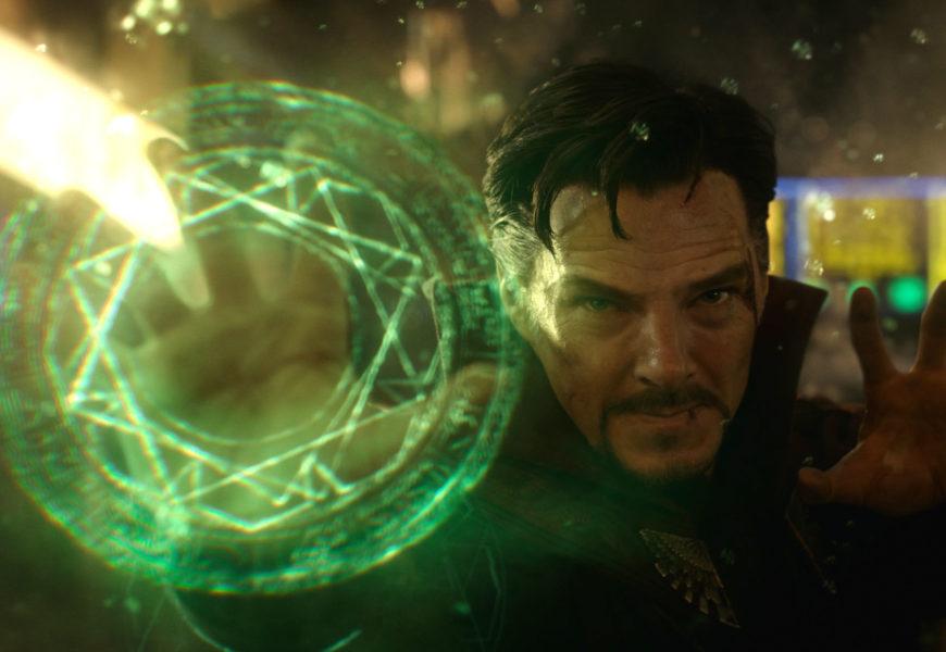 Doctor Strange CinemaTown.it