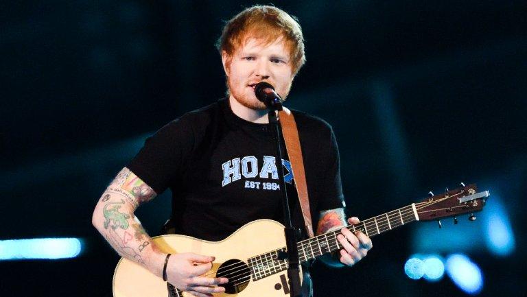 Ed Sheeran, CinemaTown.it