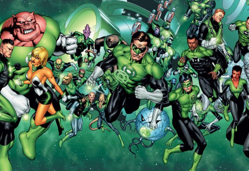 Green Lantern CinemaTown.it