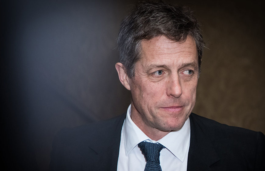 Hugh Grant, CinemaTown.it