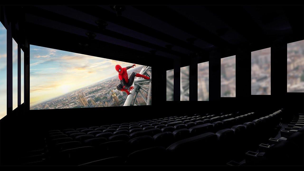barco effect, cinerama, film 2020 cinematown.it