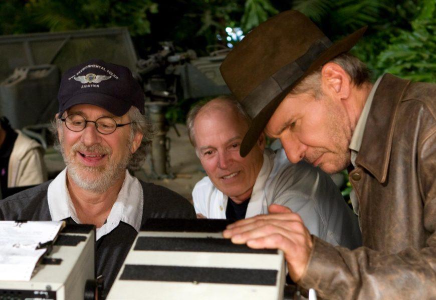 Indiana Jones 5, Spielberg, Harrison Ford, cinematown.it